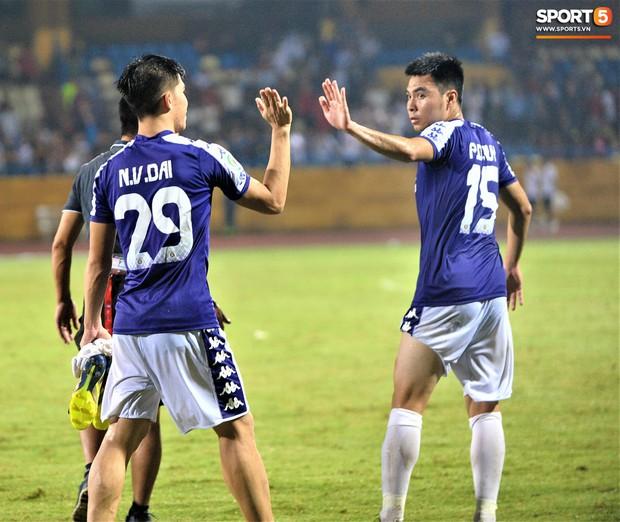 Hoàng tử Ả-rập Đức Huy trở lại mạnh mẽ sau chấn thương, cùng Hà Nội FC viết tiếp lịch sử ở AFC Cup - Ảnh 9.