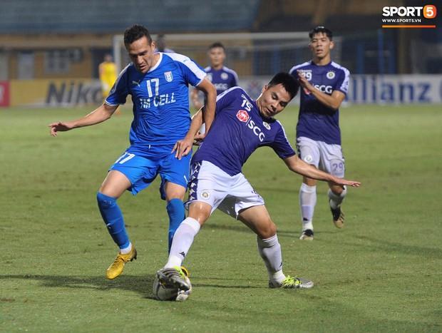 Hoàng tử Ả-rập Đức Huy trở lại mạnh mẽ sau chấn thương, cùng Hà Nội FC viết tiếp lịch sử ở AFC Cup - Ảnh 3.