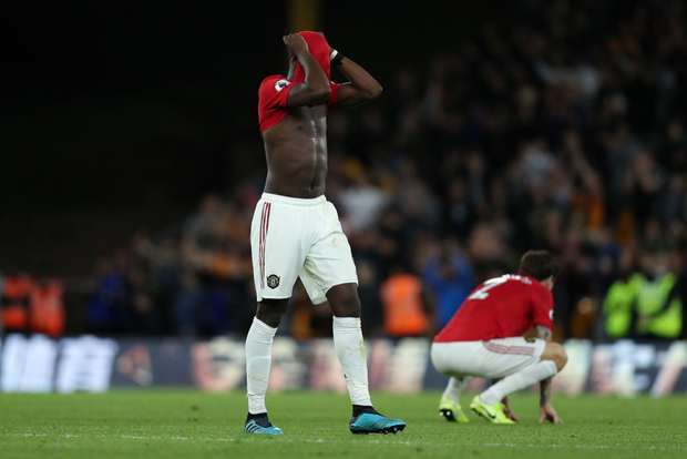 Pogba sút hỏng phạt đền, MU bỏ lỡ cơ hội chiếm ngôi đầu Ngoại hạng Anh của Liverpool - Ảnh 9.