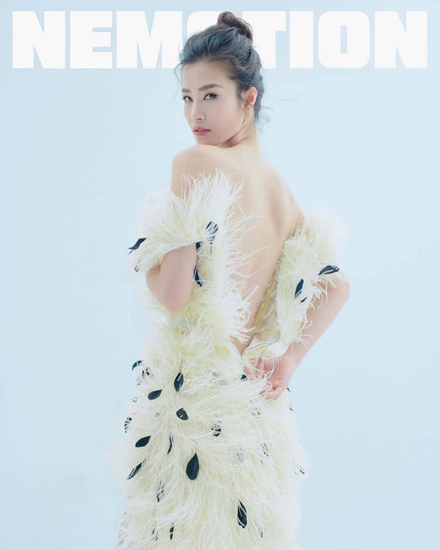 """Cắt ngắn váy cũ để mặc lại, Đông Nhi khiến các fan rôm rả: """"Chị bận tiết kiệm tiền để mua váy cưới đúng không"""" - Ảnh 7."""