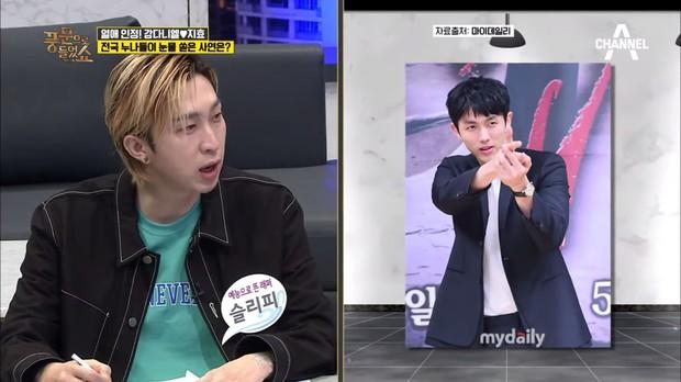 Bàn về cặp Kang Daniel – Jihyo (TWICE), talkshow Hàn Quốc tiết lộ cách hẹn hò bí mật của người nổi tiếng - Ảnh 2.