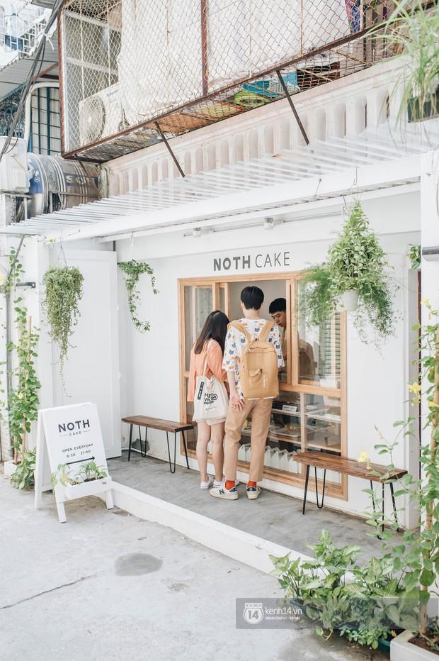 """Hai quán nước ép và tiệm bánh mới toanh ở Hà Nội, liền kề nhau tạo thành hẻm """"sống ảo"""" xinh xẻo như bên Hàn - Ảnh 15."""