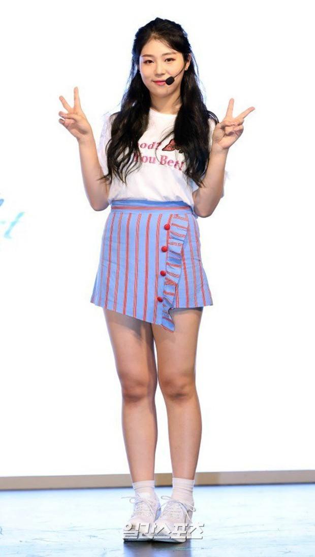 Nữ idol 60kg thành hiện tượng vì body và nhan sắc gây chú ý, phản ứng của thánh khẩu nghiệp Knet còn bất ngờ hơn - Ảnh 3.