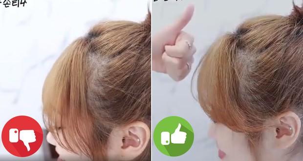 Gái Hàn luôn có tóc mái bồng bềnh tự nhiên cả ngày dài là nhờ một thủ thuật vô cùng đặc biệt - Ảnh 1.