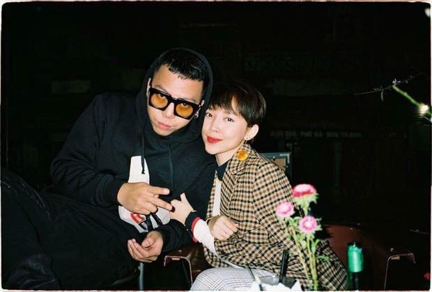 """Tóc Tiên vừa đăng ảnh """"thả thính"""", Hoàng Touliver đã lập tức đáp lời khiến fan phát sốt - Ảnh 3."""