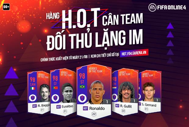 FIFA Online 4 ra mắt mùa thẻ Siêu nhân toàn sao hạng khủng, chỉ số trên trời! - Ảnh 1.