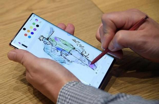 Với Galaxy Note 10, Note 10+, Samsung tự tin sẽ chiếm 65% thị phần smartphone cao cấp tại Ấn Độ - Ảnh 1.