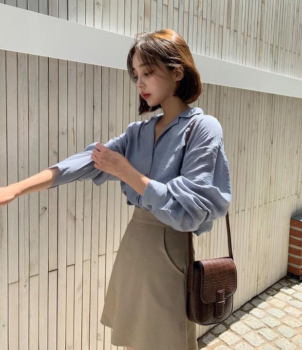Street style châu Á: chẳng cầu kỳ, các cô nàng chỉ mix vài ba món đồ công sở đơn giản mà vẫn mãn nhãn người nhìn - Ảnh 13.