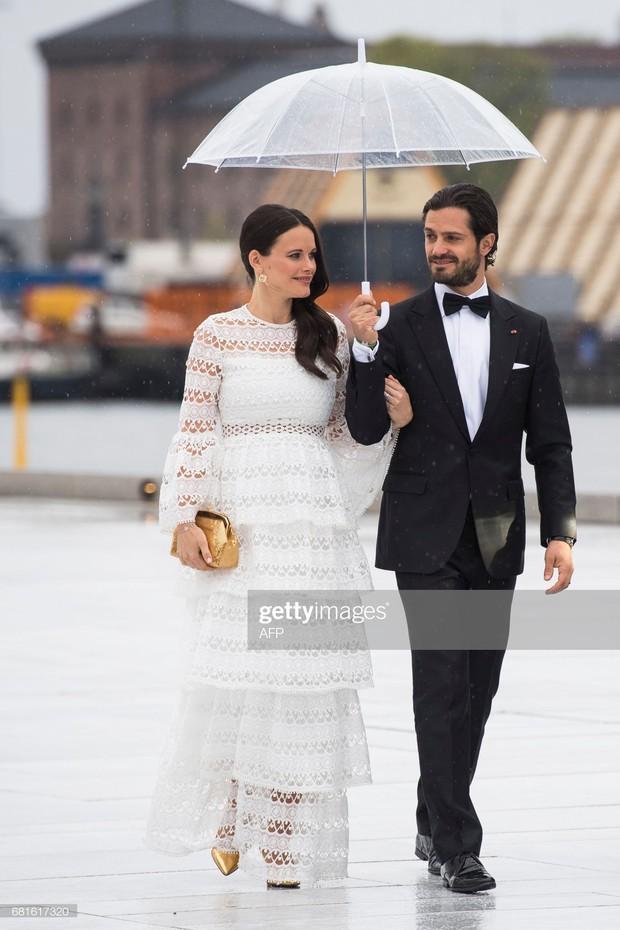 """Công nương Sofia: Từ nàng mẫu chụp ảnh """"mát mẻ"""" cho tạp chí đàn ông đến biểu tượng thời trang thanh lịch bậc nhất Hoàng gia Thụy Điển - Ảnh 14."""