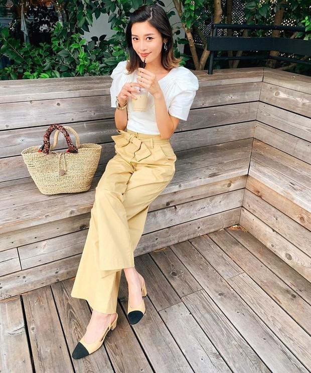 Street style châu Á: chẳng cầu kỳ, các cô nàng chỉ mix vài ba món đồ công sở đơn giản mà vẫn mãn nhãn người nhìn - Ảnh 15.