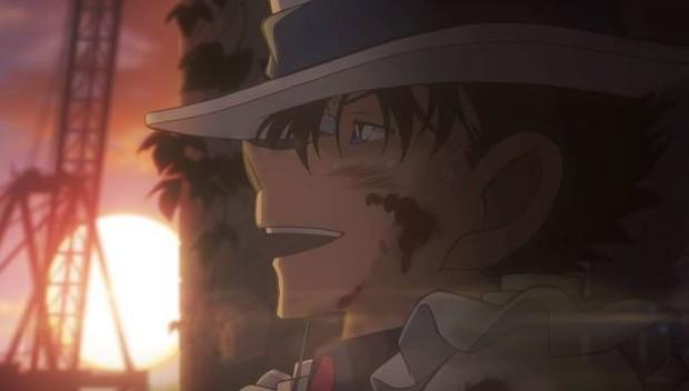 Thám Tử Lừng Danh Conan phần 23: Mình Conan phá án đã hay, lại còn rủ thêm 2 nam thần làm fan mất máu! - Ảnh 2.