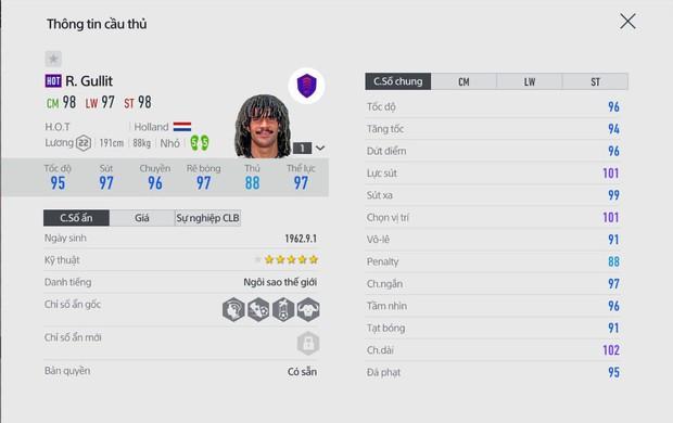 FIFA Online 4 ra mắt mùa thẻ Siêu nhân toàn sao hạng khủng, chỉ số trên trời! - Ảnh 5.