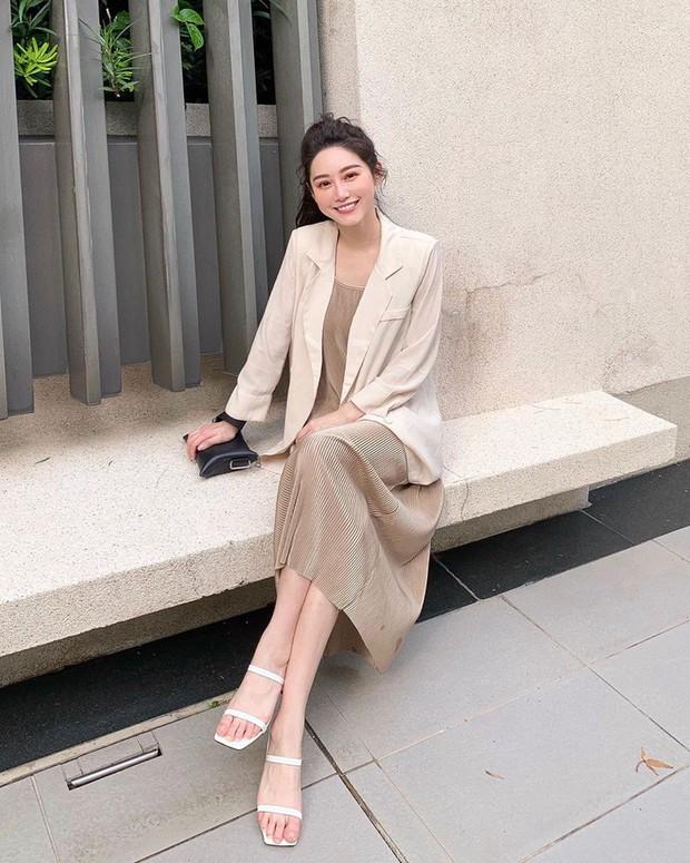 Street style châu Á: chẳng cầu kỳ, các cô nàng chỉ mix vài ba món đồ công sở đơn giản mà vẫn mãn nhãn người nhìn - Ảnh 5.