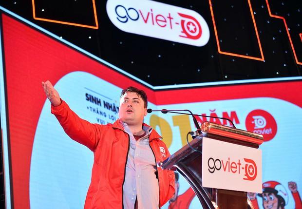 Đối tác tài xế GoViet bất ngờ khi xem clip ban lãnh đạo hãng trải nghiệm làm tài xế công nghệ - Ảnh 7.