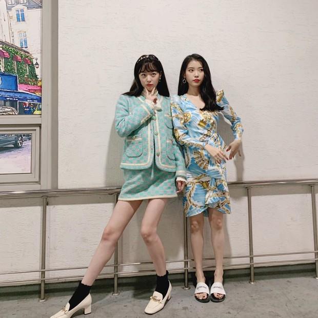 Park Min Young đụng váy hàng hiệu với IU: Nhờ thân hình đầy đặn mà thư ký Kim thắng đậm cô em về độ gợi cảm - Ảnh 6.