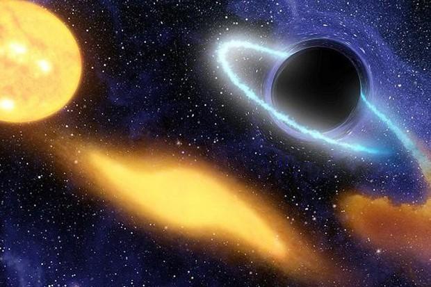 Tiết lộ những bí ẩn lạ lùng về hố đen - Ảnh 7.
