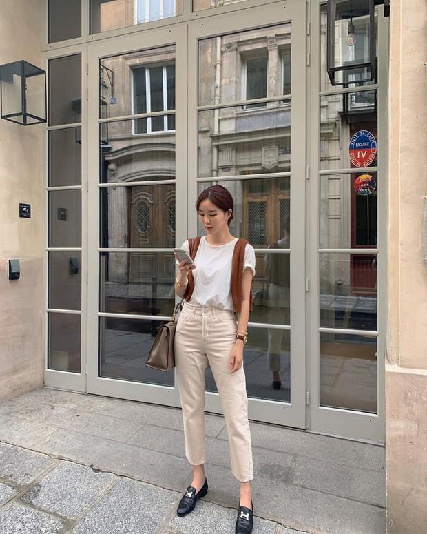 Street style châu Á: chẳng cầu kỳ, các cô nàng chỉ mix vài ba món đồ công sở đơn giản mà vẫn mãn nhãn người nhìn - Ảnh 7.