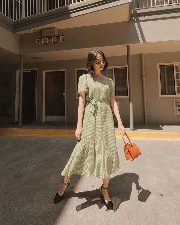 Street style châu Á: chẳng cầu kỳ, các cô nàng chỉ mix vài ba món đồ công sở đơn giản mà vẫn mãn nhãn người nhìn - Ảnh 8.