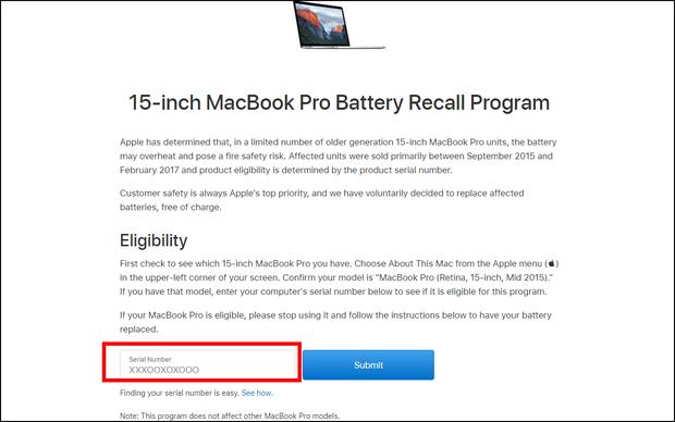 Hướng dẫn kiểm tra chính xác Macbook Pro có dính lỗi nổ pin và bị cấm bay hay không - Ảnh 4.
