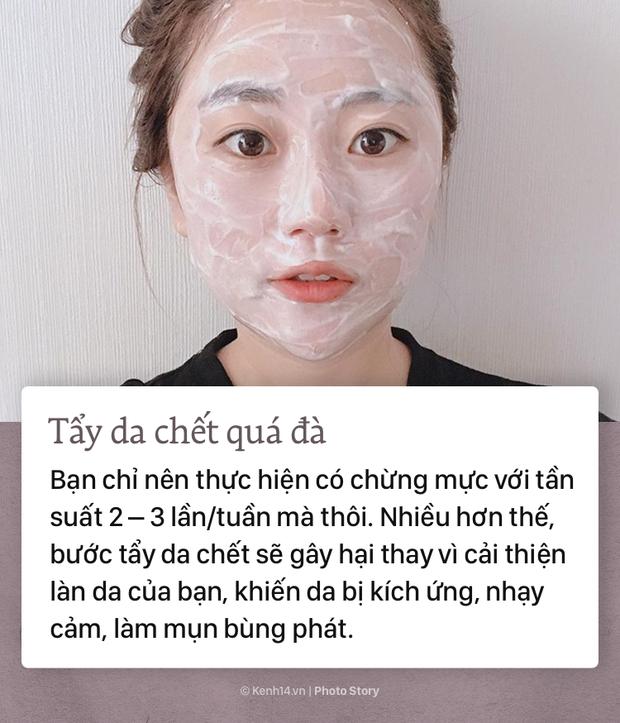 Điểm mặt 5 thói quen được chuyên gia cảnh báo khiến làn da của bạn lão hoá thần tốc - Ảnh 5.