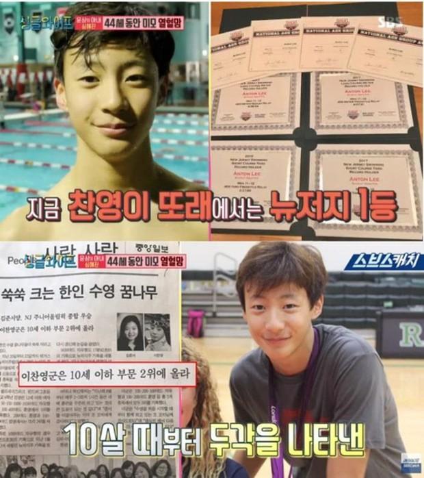 Cậu bạn 14 tuổi được hâm mộ vì đẹp trai và bơi giỏi nhưng cuộc sống đúng kiểu rich kid phía sau mới là điều gây choáng - Ảnh 4.