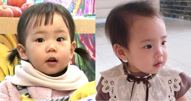 Con gái thứ hai của nữ thần Kpop thế hệ 1 Eugene và tài tử Ki Tae Young gây chú ý vì lộ mặt xinh như thiên thần - Ảnh 4.