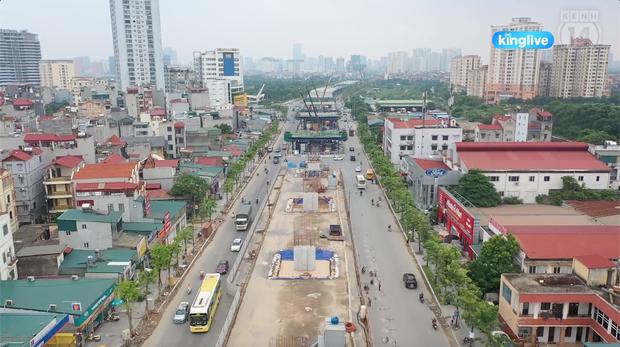 Đường vành đai 1500 tỷ/km đếm ngược chờ ngày hoàn thành, người dân mong mỏi công trình góp phần thay đổi diện mạo Thủ đô - Ảnh 2.