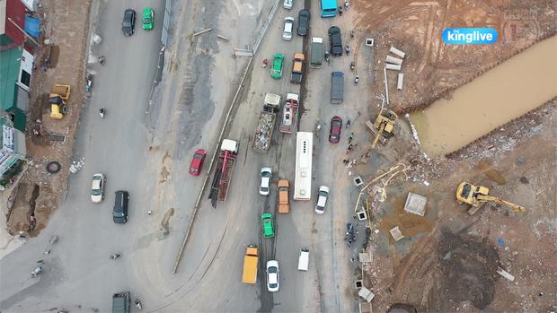 Đường vành đai 1500 tỷ/km đếm ngược chờ ngày hoàn thành, người dân mong mỏi công trình góp phần thay đổi diện mạo Thủ đô - Ảnh 5.