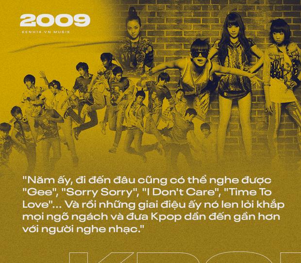 Lời nguyền mới của Kpop: Cứ 5 năm 1 lần lại xảy ra những biến động lớn, từ làm nên kỷ nguyên idol đến loạt scandal rúng động toàn Châu Á - Ảnh 4.