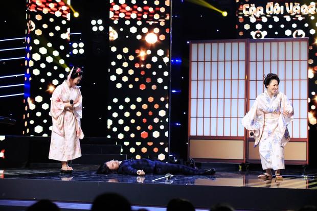 Cặp đôi vàng: Thiện Nhân - Cao Công Nghĩa vừa tái xuất đã giật giải ấn tượng - Ảnh 4.