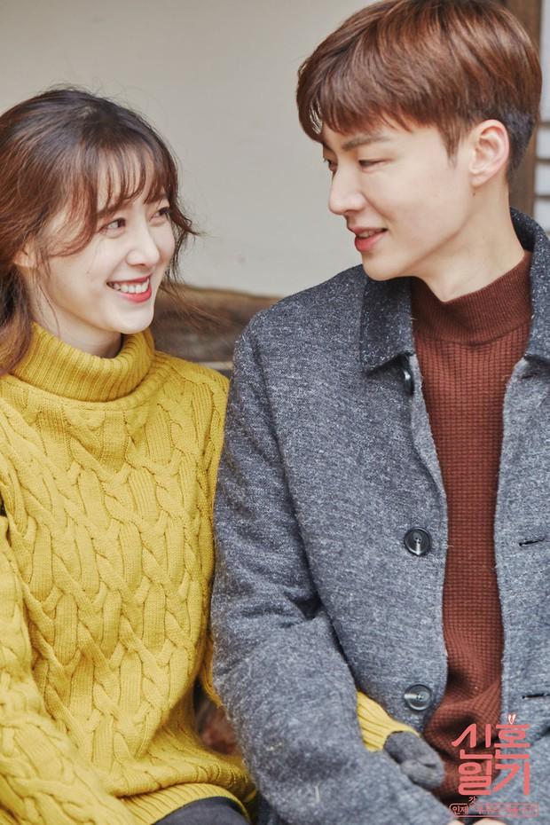 Hành trình từ gã si tình đến thánh cosplay cuồng vợ Ahn Jae Hyun: Ánh mắt mật ngọt hóa chê bai thô tục tựa khi nào! - Ảnh 1.