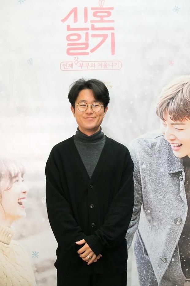 Hành trình từ gã si tình đến thánh cosplay cuồng vợ Ahn Jae Hyun: Ánh mắt mật ngọt hóa chê bai thô tục tựa khi nào! - Ảnh 12.