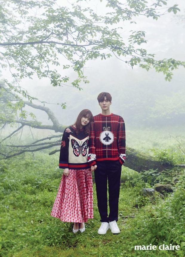 Hành trình từ gã si tình đến thánh cosplay cuồng vợ Ahn Jae Hyun: Ánh mắt mật ngọt hóa chê bai thô tục tựa khi nào! - Ảnh 14.