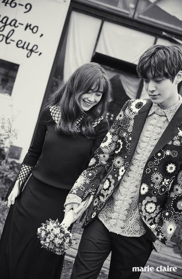 """Những tiết lộ của biên kịch """"Newlywed Diary"""" đột ngột hot trở lại: Hóa ra Ahn Jae Hyun là người chồng như thế này! - Ảnh 2."""