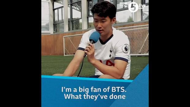 Son Heung-min, Tottenham, BTS, K-Pop, Ngoại hạng Anh