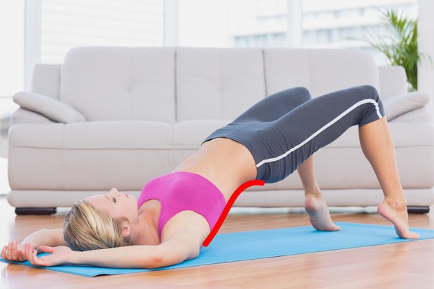8 bài tập cải thiện vóc dáng, ngăn chặn tình trạng vẹo cột sống và cải thiện chứng đau cột sống hiệu quả - Ảnh 1.