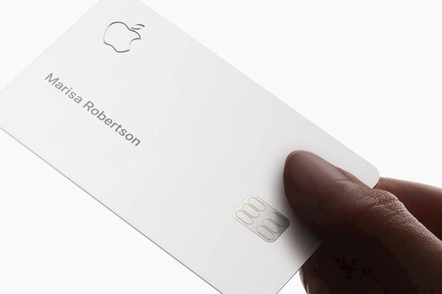 Apple chính thức phát hành thẻ tín dụng Apple Card, hoàn tiền 3% - Ảnh 1.