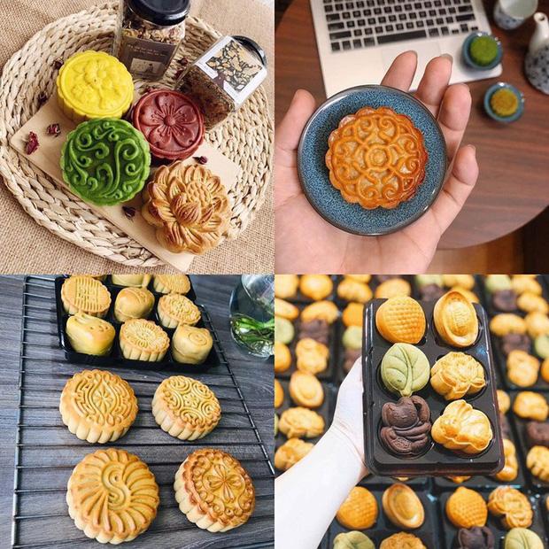 Bánh Trung thu Healthy thân thiện với sức khỏe nhưng giá thành thì không thân thiện lắm, có bánh lên tới 350 nghìn/cái - Ảnh 6.
