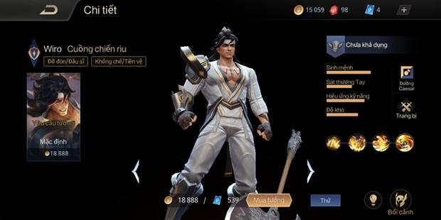 Liên Quân Mobile: Garena tặng FREE cả server 8 tướng, có cả tướng giá 28.888 vàng - Ảnh 3.