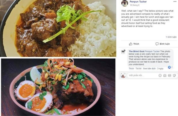"""Nhà hàng Việt ở Mỹ của """"Vua đầu bếp"""" khiếm thị Christine Hà mới khai trương 1 tháng đã bị khách chê đồ ăn thực tế và trên quảng cáo không giống nhau, thực hư thế nào? - Ảnh 5."""