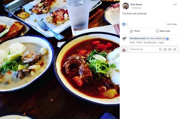 """Nhà hàng Việt ở Mỹ của """"Vua đầu bếp"""" khiếm thị Christine Hà mới khai trương 1 tháng đã bị khách chê đồ ăn thực tế và trên quảng cáo không giống nhau, thực hư thế nào? - Ảnh 6."""