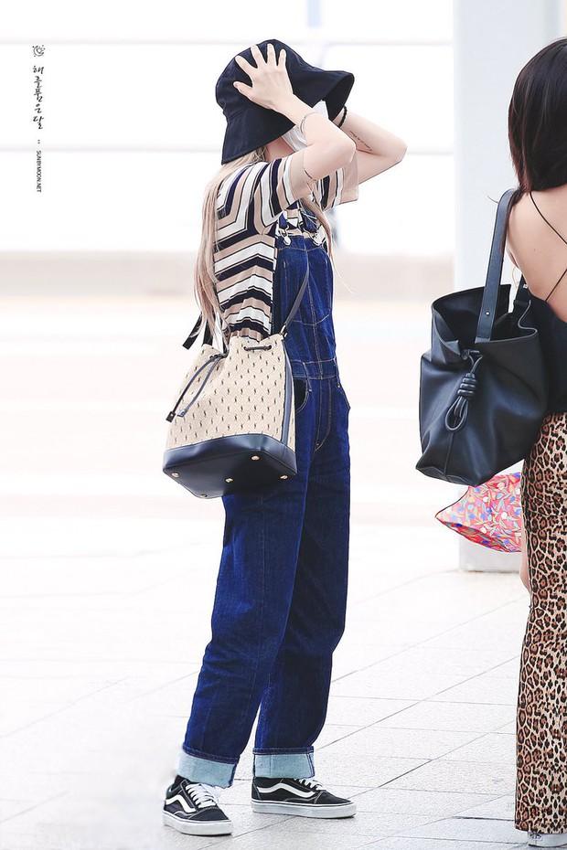 Nhìn loạt idol Hàn có ngay 12 công thức diện áo phông đi học xinh lung linh mà bạn nên bỏ túi để xài dần - Ảnh 7.