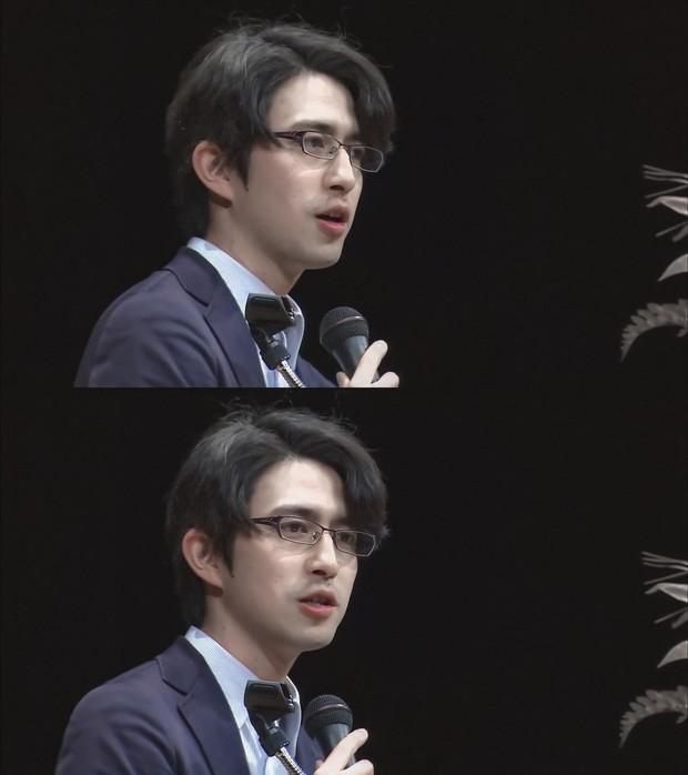 Giáo sư Nhật Bản gây sốt MXH vì gương mặt quá điển trai: Hà Dĩ Thâm phiên bản ngoài đời là đây! - Ảnh 4.