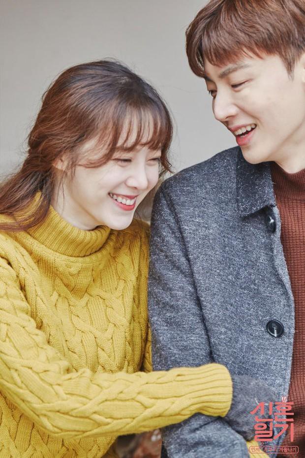 Lùm xùm hậu ly hôn Goo Hye Sun, Ahn Jae Hyun sẽ bị cắt khỏi show thực tế? - Ảnh 4.