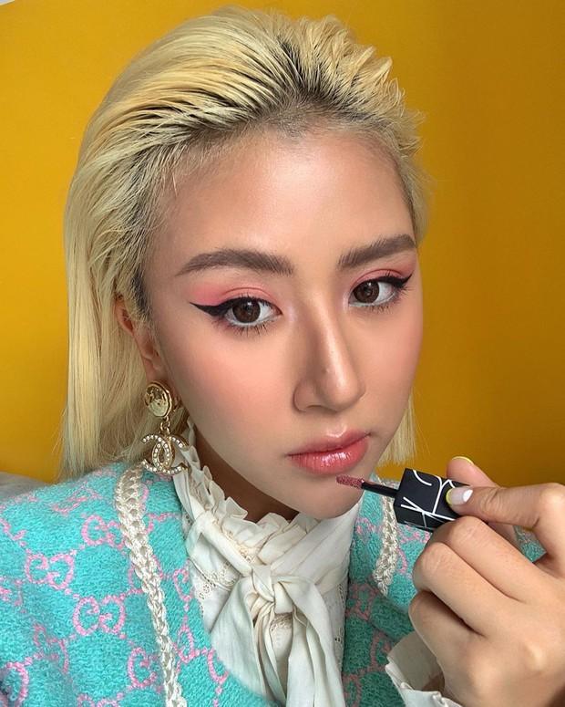 Loạt người đẹp Việt đổi cách makeup cho mùa thu: toàn chiêu đơn giản nhưng xinh bá cháy nàng nào cũng nên học theo - Ảnh 5.