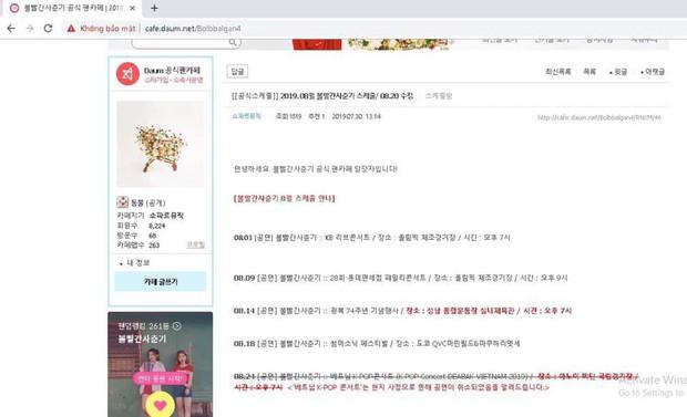 Ji Chang Wook và Bolbbalgan4 chính thức thông báo show âm nhạc ở SVĐ Mỹ Đình đã bị hủy - Ảnh 5.