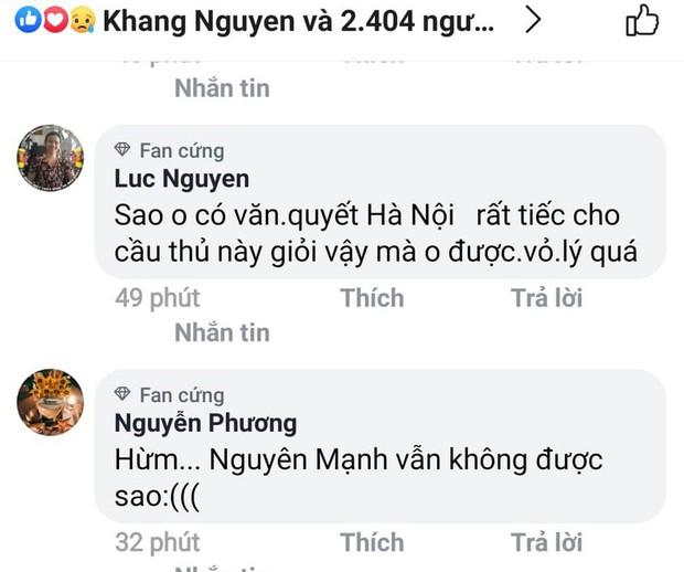Fan tranh cãi nảy lửa vì HLV Park Hang-seo bỏ quên Văn Quyết, đặt dấu hỏi ở vị trí thủ môn - Ảnh 3.