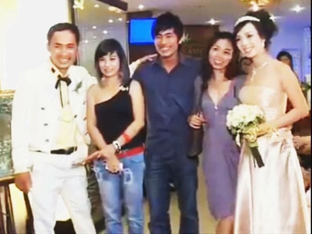Hé lộ ảnh hiếm và những điều chưa từng kể trong đám cưới Thu Trang - Tiến Luật 8 năm trước  - Ảnh 1.