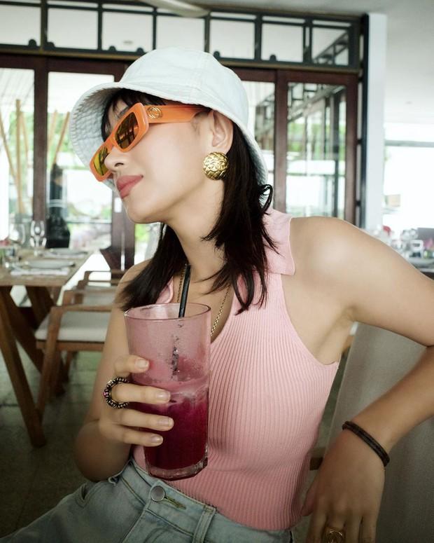 Loạt người đẹp Việt đổi cách makeup cho mùa thu: toàn chiêu đơn giản nhưng xinh bá cháy nàng nào cũng nên học theo - Ảnh 2.