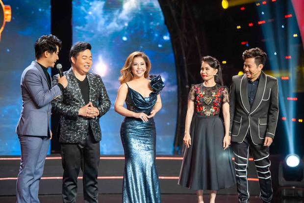 Quốc Đại bật khóc, cảm ơn vợ chồng Cẩm Ly – Minh Vy trên sóng truyền hình - Ảnh 6.
